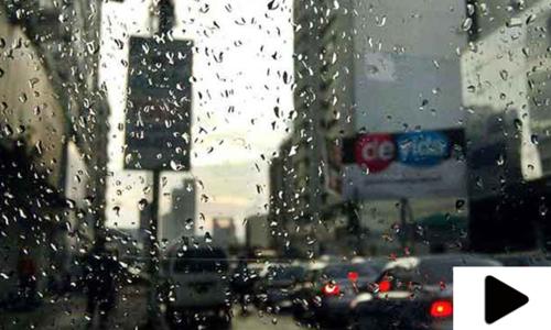 کراچی میں ہلکی بارش اور ٹھنڈی ہواؤں کے بعد سردی کی شدت میں اضافہ