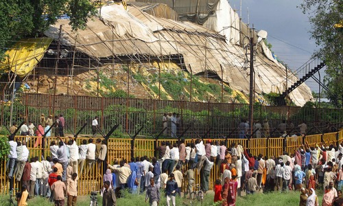 India's Muslims split in response to Babri Masjid verdict