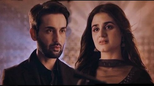 Affan Waheed plays one angry guy in new drama with Hira Mani