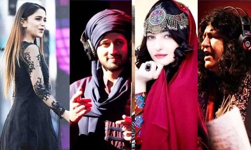 2019 میں یوٹیوب پر پاکستان میں سب سے زیادہ دیکھے جانے والے 10 گانے