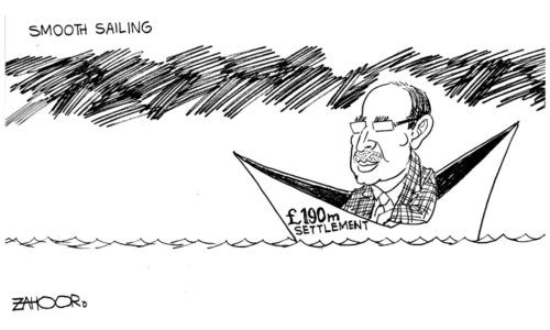 Cartoon: 7 December, 2019