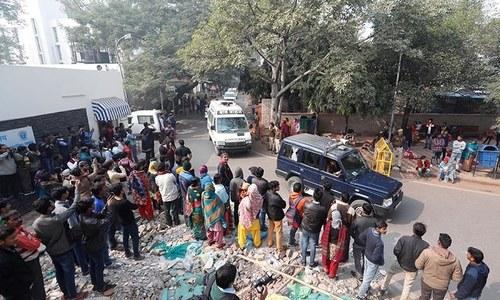 Indian rape victim dies in hospital after being set ablaze