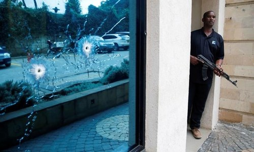کینیا میں بس پر دہشت گرد حملہ، 10 افراد ہلاک