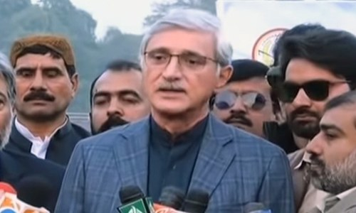 Tareen denies PM Imran ordered details of £190m settlement sealed