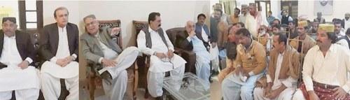 Several jirgas held in upper Sindh to settle civil, criminal disputes