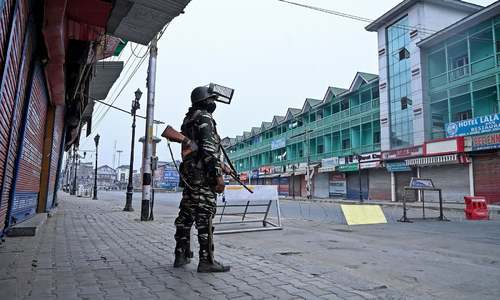 Canadian activists vow to highlight atrocities in Kashmir