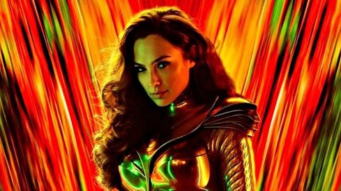 Wonder Woman has entered the 80s in sequel's latest trailer