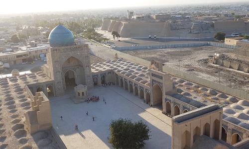بخارا، اسلامی تہذیب و تمدن کا امین شہر