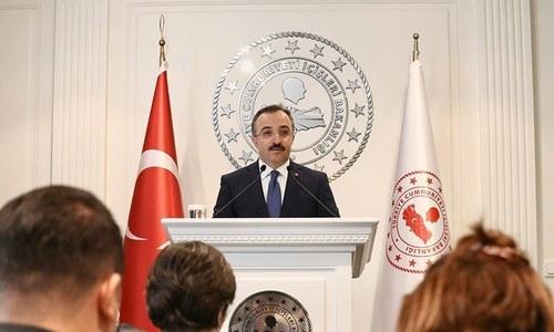 داعش کے سابق 11 اراکین کو فرانس ڈی پورٹ کردیا گیا، ترکی