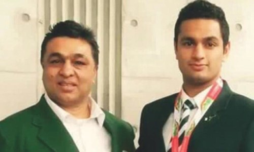 Shah Hussain bags judo gold at South Asian Games
