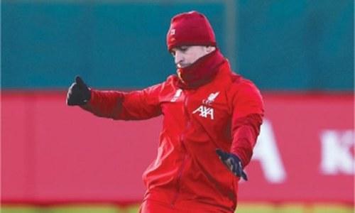 Holders Liverpool among big hitters scrambling for CL last-16 spot