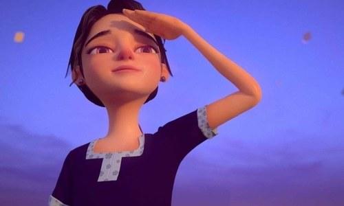 شرمین عبید کی اینیمیٹڈ فلم 'ستارہ' ایوارڈ جیتنے میں کامیاب