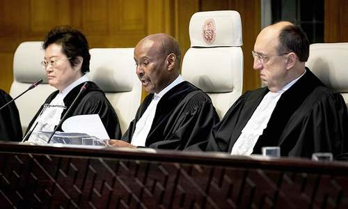 Five questions on the ICJ and genocide