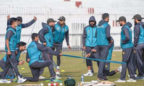 After a decade, Pakistan get set to play Test cricket on home soil