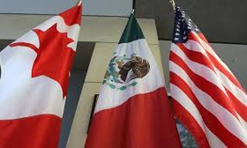 US, Canada and Mexico agree to replace Nafta