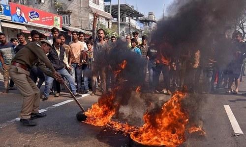 متنازع شہریت بل پر بھارت میں احتجاج جاری، بین الاقوامی سطح پر تنقید