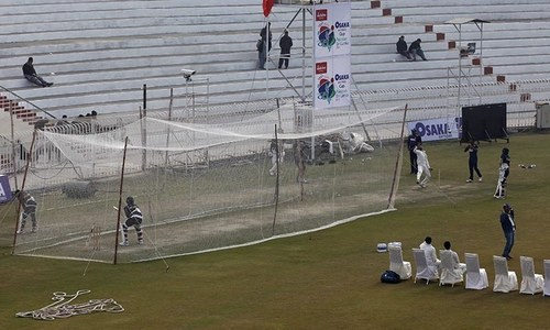 Pakistan's story at Pindi Cricket Stadium