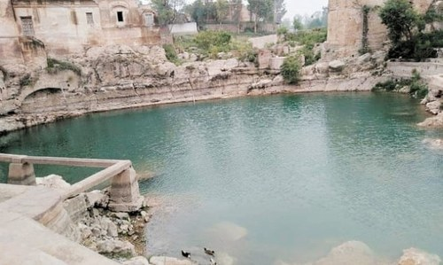 100 Indian pilgrims due in Katas Raj in Chakwal on 14th