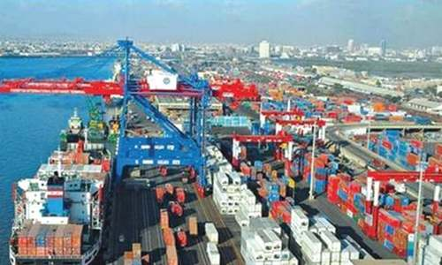 Trade gap narrows 33pc
