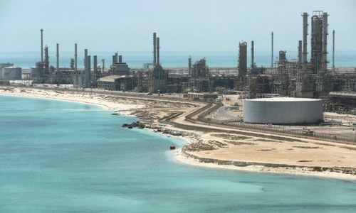 Aramco shares rocket on debut after record IPO