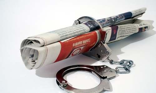 دنیا بھر میں فرائض کی انجام دہی پر 250 صحافیوں کو قید کیا گیا، سی پی جے