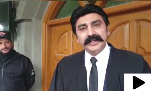 وکلا کی عدالتوں میں میڈیا کے داخلے پر پابندی کی دھمکی