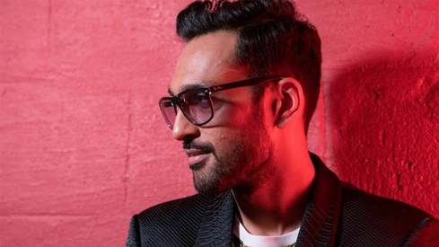 This is why you'll be seeing Ali Sethi in Times Square this month