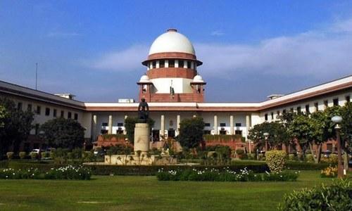 بابری مسجد کیس فیصلہ:بھارتی سپریم کورٹ نے تمام نظرثانی درخواستیں مسترد کردیں