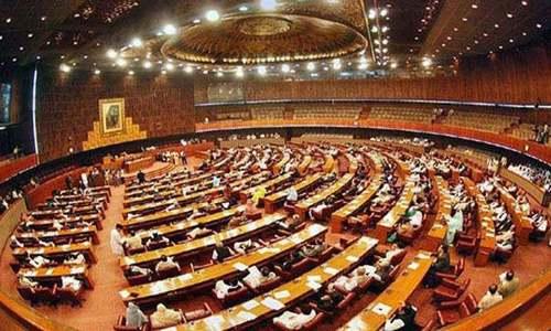 قائمہ کمیٹی کی انسداد دہشتگردی ایکٹ میں مالی جرائم شامل کرنے کی مخالفت