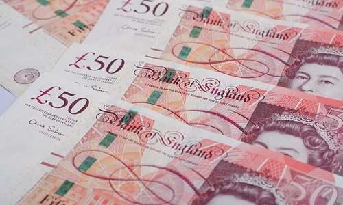 نیشنل بینک پاکستان کو برطانیہ سے 19 کروڑ پاؤنڈز موصول