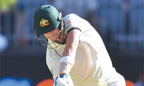 Labuschagne century stalls Kiwis in day-night Test at Perth