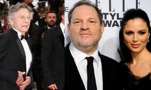 بچوں کے'ریپ'میں ملوث فلمسازکی خواتین کے'ریپ'میں ملوث پروڈیوسرپرتنقید