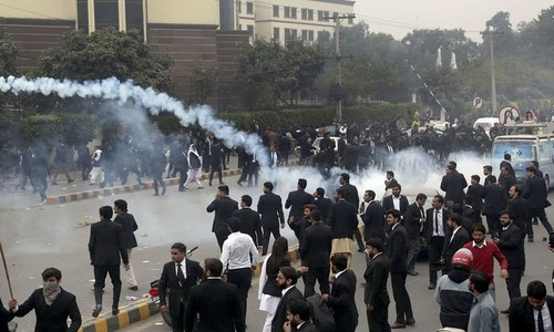 وکلا کی ہسپتال پر حملے کی جرات کیسے ہوئی؟ جسٹس علی باقر نجفی