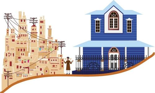 زمین غریب کی، گھر امیر کا، یہ کیسی ترقی ہے؟