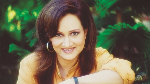 Bushra Ansari's greatest strength is her versatility