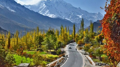 Pakistan tops Condé Nast Traveller's list of best 2020 holiday destinations