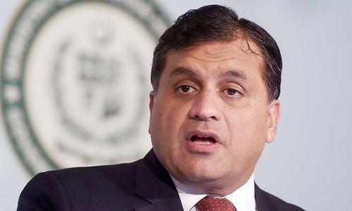 FO spokesperson named ambassador to Germany in major bureaucratic reshuffle