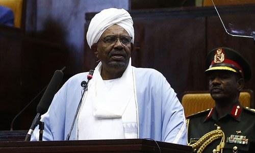 سوڈان کے سابق صدر عمرالبشیر کو کرپشن پر 2 سال کی سزا