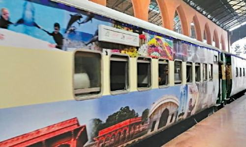 Lahore-Wagah shuttle train revived after 22 years