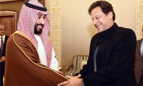PM, Saudi crown prince discuss regional situation
