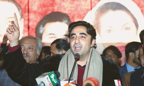 'Selected rulers' won't be tolerated any more: Bilawal