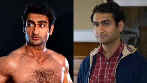Kumail Nanjiani got seriously buff for Marvel's The Eternals