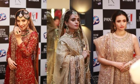 These celebs looked 'tuctastic' at BCW'19. Here's how