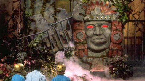 Nickelodeon's Legends of the Hidden Temple is returning in 2020