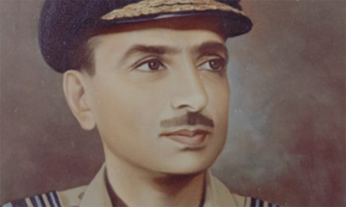Former PAF chief Zafar Chaudhry passes away
