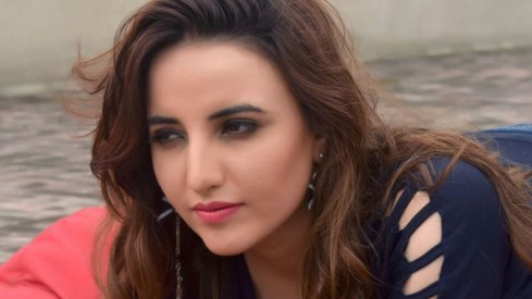 TikTok star Hareem Shah harassed by a mob of men in Dubai