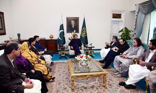 Balochistan's development priority of federal govt, says PM