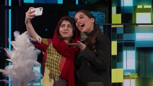 Malala spills how her family reacted to her Nobel Peace Prize
