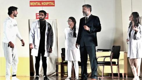 Musical in Rawalpindi addresses the 'madness' in society through witty humour