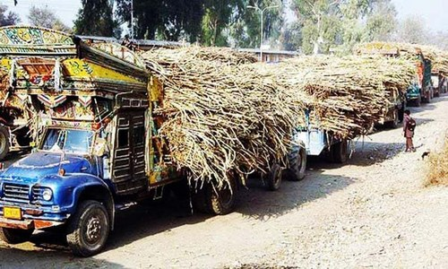 Cane growers not paid last year's dues by two mills, farmers claim
